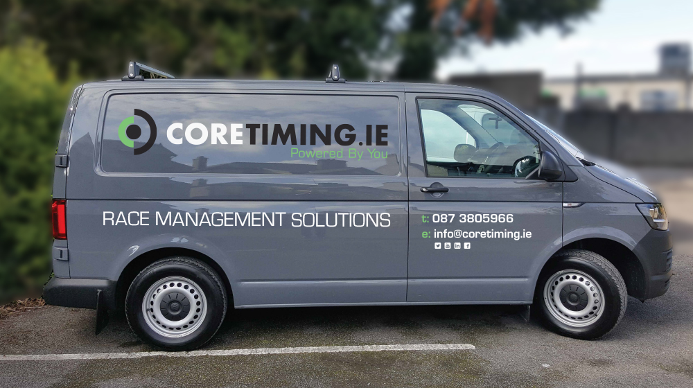 Van Graphics, Vehicle Decals, vinyl printing in sligo